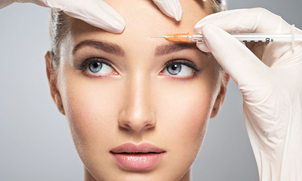 Facial Areas that can be Targeted by Botox